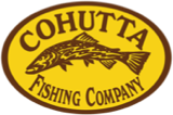 Cohutta Fishing Company – Cartersville and Blue Ridge Georgia Logo