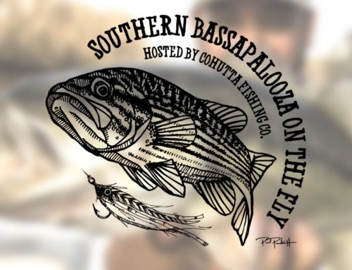 Southern Bassapalooza on the Fly Tournament 2021