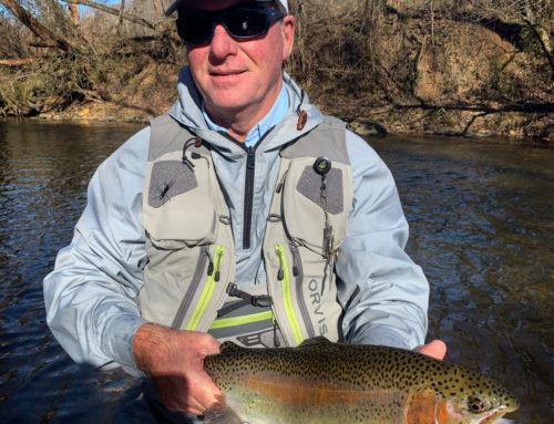 Fishing Report: February 13th, 2020